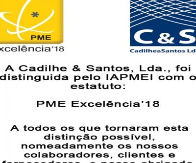 PME Excelencia 2018